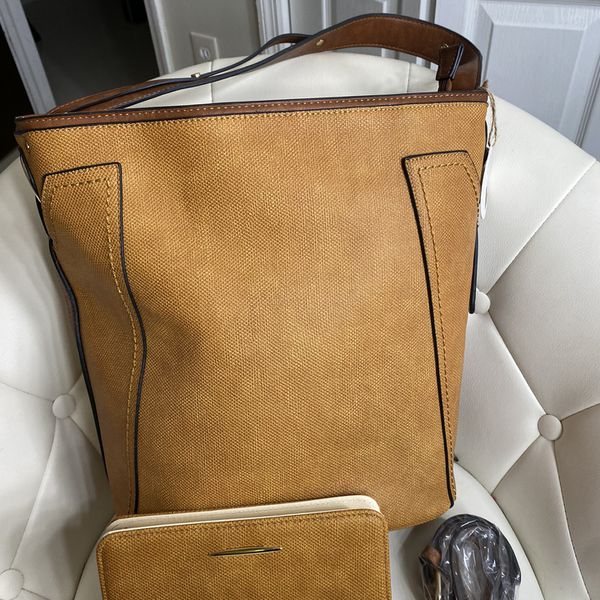 Purse With Matching Wallet