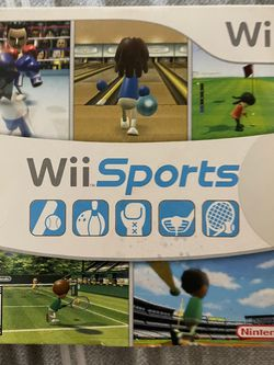 Wii Sports for Sale in Lake Forest Park,  WA