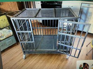 Dog cage crate for Sale in Wheaton, IL