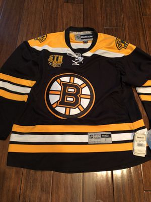 NEW Boston Bruins Hockey Jersey Men's Large for Sale in Washington, DC