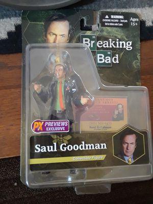 Saul goodman action figure for Sale in Phoenix, AZ