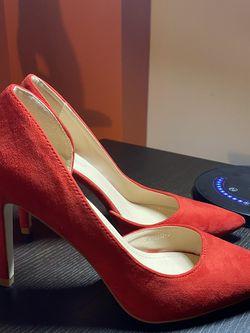 Red High Heels (Size EU40/US9) for Sale in Arlington,  VA