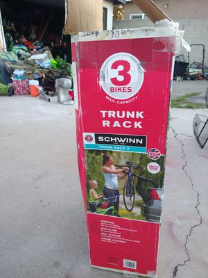Bike Trunk rack for Sale in Ontario, CA