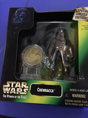 Chewbacca Action Figure for Sale in Charlotte, NC