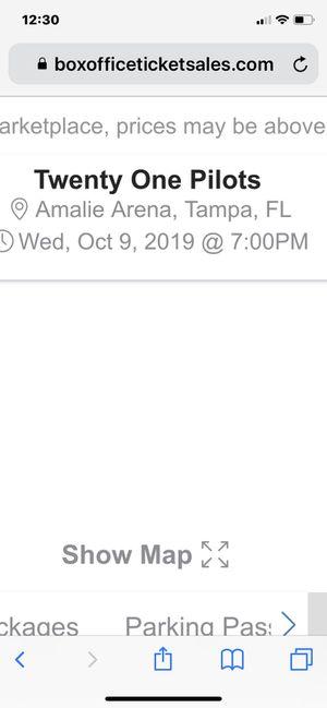Twenty One Pilots Tickets for Sale in Spring Hill, FL