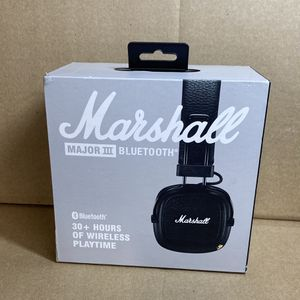 Brand New Sealed Marshall Major 3 Bluetooth Headphones for Sale in Reading, PA