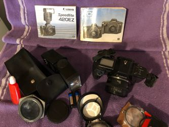 Canon camera speedlite 420EZ for Sale in Battle Ground,  WA
