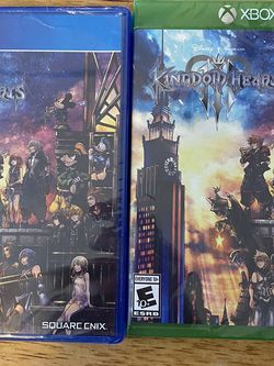Kingdom Hearts 3 PS4/Xbox One for Sale in Hollywood,  FL