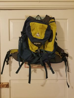 Jansport 34 liter backpacking backpack/hiking backpack for Sale in Tacoma, WA
