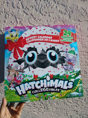 New Advent Calendar with Hatchimals for Sale in Fort Myers, FL