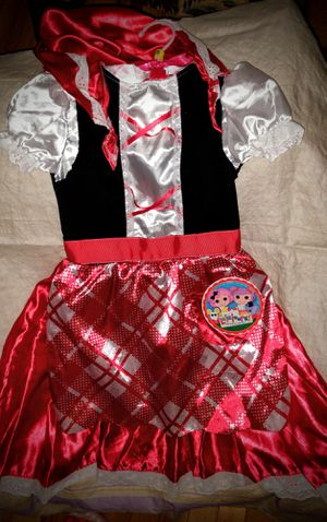 Lalaloopsy girl costume 3+ NEW for Sale in Indianapolis, IN