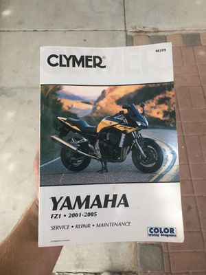 Yamaha service and repair manual for Sale, used for sale  Las Vegas, NV