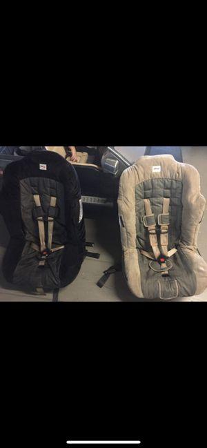Britax car / booster seats in good condition for Sale in Boca Raton, FL