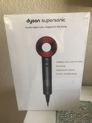 Dyson supersonic hair dryer brad. New for Sale in Frisco, TX