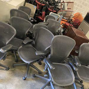 Herman Miller Aeron chairs for Sale in Doraville, GA