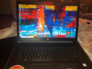 """HP 17.3"""" HD+ Notebook for Sale in Saint Petersburg, FL"""