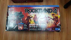 Rockband 4 PS4 Brand New for Sale in Philadelphia, PA