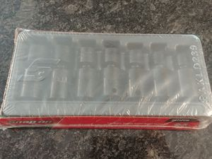 """Snap-on Tools 3/8"""" metric wobble impact extension set for Sale in Romeoville, IL"""