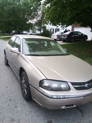 2002 Chevy Impala for sale for Sale in Kannapolis, NC