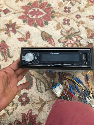 Pionner estéreo for Sale in Hyattsville, MD