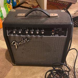 Fender 38watt Amp for Sale in Ashford, CT