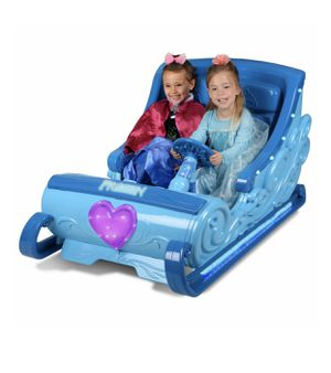 New in box Disney frozen 2 battery operated sled ride on for Sale in Apopka, FL