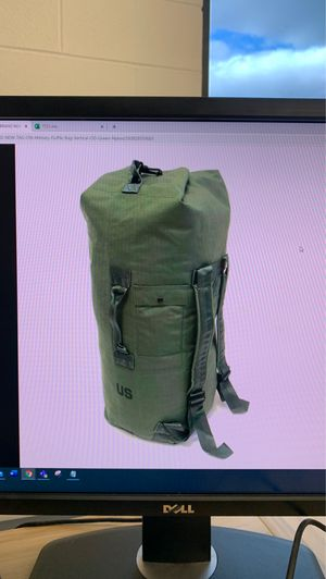 Military Duffle Bag for Sale in Fishkill, NY