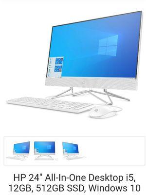 "HP 24"" All In One Desktop Computer for Sale in Orangevale, CA"