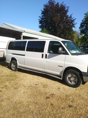 3500 Chevy express van for Sale in Kingston, WA