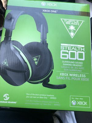 Turtle beach stealth 600 for Sale in Irvine, CA