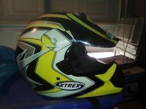 Kids bmx bike helmet worn one time that's it for Sale in Yucaipa, CA