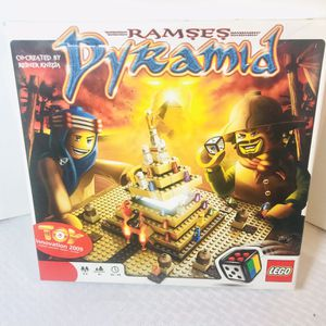 LEGO Ramses Pyramid Board Game for Sale in Pawtucket, RI