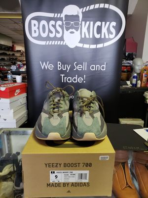 Adidas yeezy 700 teal blue size 9 for Sale in Columbus, OH
