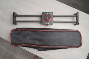 Neewer carbon fiber camera slider for Sale in Colmar, PA
