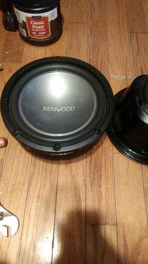 Kenwood speakers 10's for Sale in Murfreesboro, TN