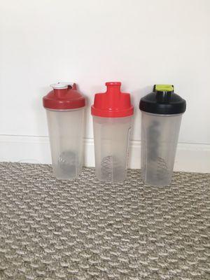 3 blender bottles for Sale in Lewis Center, OH