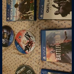 Ps4 Games for Sale in Coppell, TX