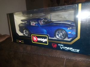 burago dodge viper gts coupe 1996 for Sale in Lancaster, CA