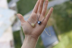Citrine and Quartz Stones Necklaces for Sale in Silver Spring, MD