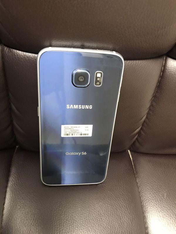 Samsung Galaxy S6 Unlocked excellent condition