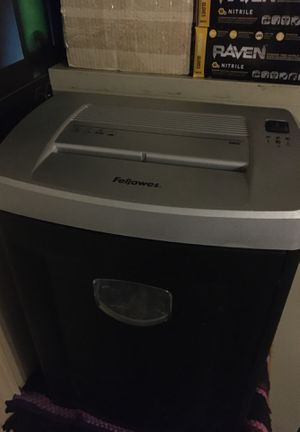 Paper shredder for Sale in Tracy, CA