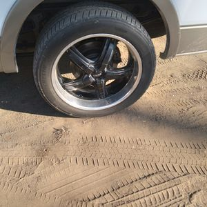 22inch 6 Lug Rims Off A 06 F150 for Sale in Los Osos, CA