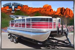 Trifecta Pontoon Boat for Sale in Mesa, AZ