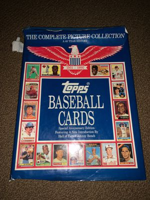 Topps baseball cards 1951-1990 for Sale in Gaithersburg, MD