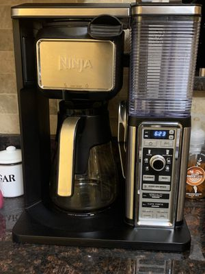 Ninja coffee maker for Sale in Silver Spring, MD