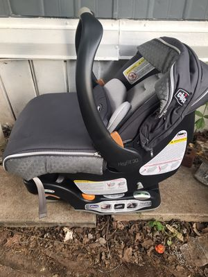 Brand new chicco car seat with tags for Sale in Manassas, VA