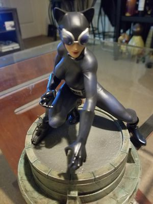 Catwoman Statue by Jim Lee Chronicle Collectibles Batman DC Comics for Sale in Norwalk, CT