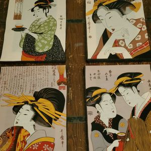 Canvas Prints Of Japanese Ladies for Sale in Tigard, OR