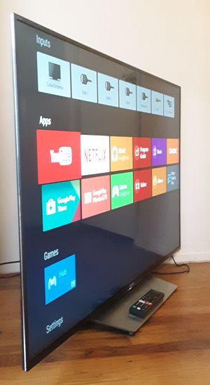 """55"""" SONY BRAVIA LED SMART 4K ULTRA HDTV HDR >>>☆ ☆☆ ( FREE DELIVERY ) ☆ for Sale in Lynwood, CA"""