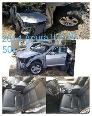 2014 Acura ILX 20 for parts for Sale in Dallas, TX